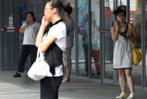 China nearing billion-mark in mobile phone users