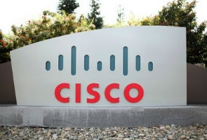 Cisco's Q1 earnings rise 18 percent as US businesses start buying again