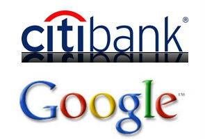 Google and Citibank each throw $55M to the wind