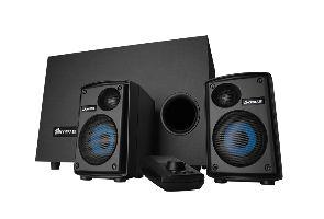 Corsair SP 2500 2.1 speakers review