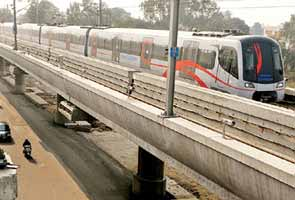 Headed to Delhi Airport? Not on the metro