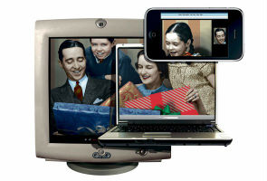 Video Chat Reshapes Domestic Rituals