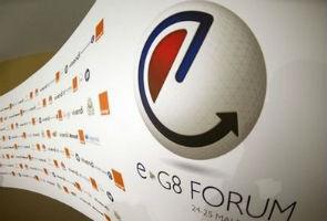 Cyber-attacks hit e-G8 web forum: organiser