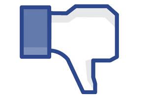 Facebook shares drop in an earnings letdown