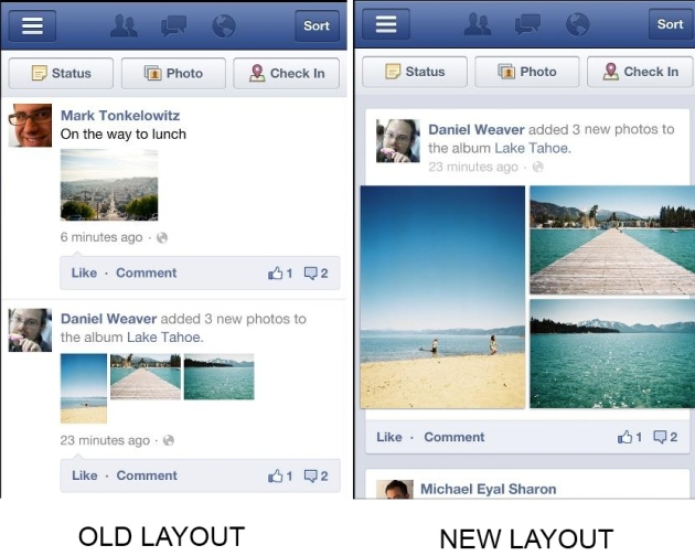 how to delete newsfeed on facebook