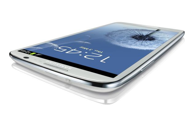 Samsung launches Galaxy S III in India for Rs. 43,180