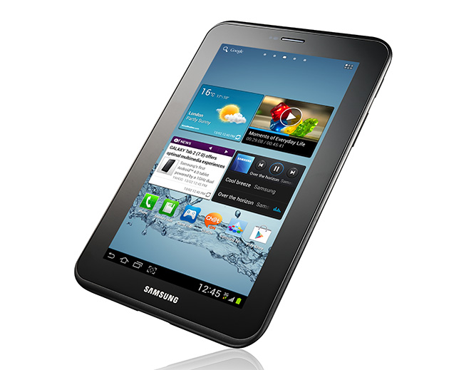 Samsung launches Galaxy Tab 2 310 for Rs. 23,250