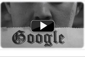 Google doodle celebrates Charlie Chaplin's birthday