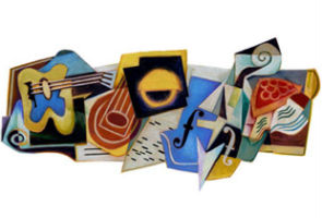 Juan Gris' 125th birthday marked by Google doodle