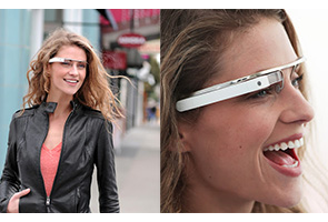 Google's Project Glass official, wearable augmented reality glasses being tested