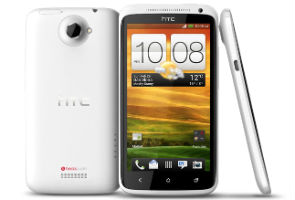 HTC announces One X
