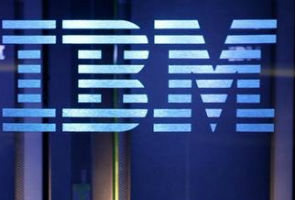 IBM earnings up 10 percent, helped by weak dollar