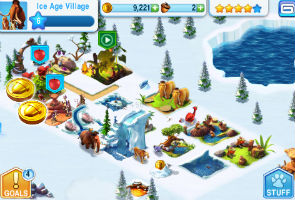 Ice Age Village - App Review