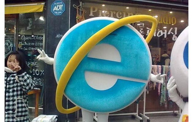 How South Korea became slave to Microsoft Internet Explorer