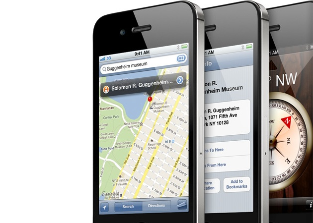 Apple iOS 6 to get maps, Siri update