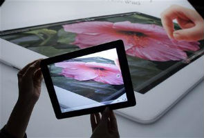 Apple iPad being investigated for excessive heat