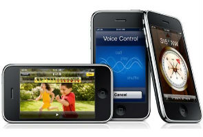 Apple iPhone 3GS available for Rs. 9,999