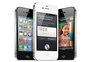 iPhone sales drive record quarter for Apple