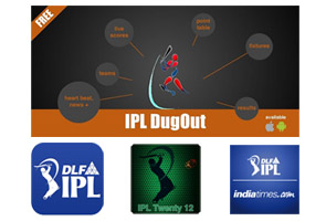 IPL 2012: Mobile apps to feed your T20 addiction