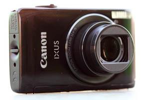 Review: Canon IXUS 1100HS