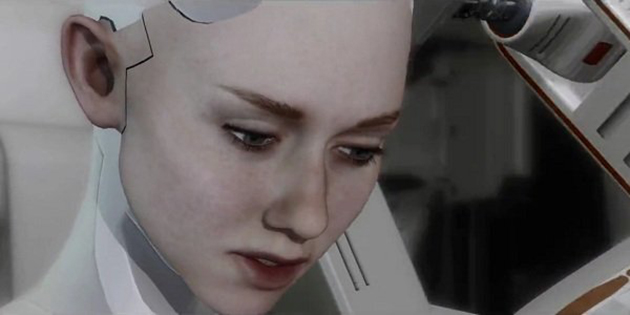 Quantic Dream's next title to be unveiled at E3