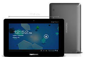 Karbonn to launch two dual-SIM smartphones, tablet