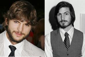 Steve Jobs movie to star Ashton Kutcher as Apple co-founder