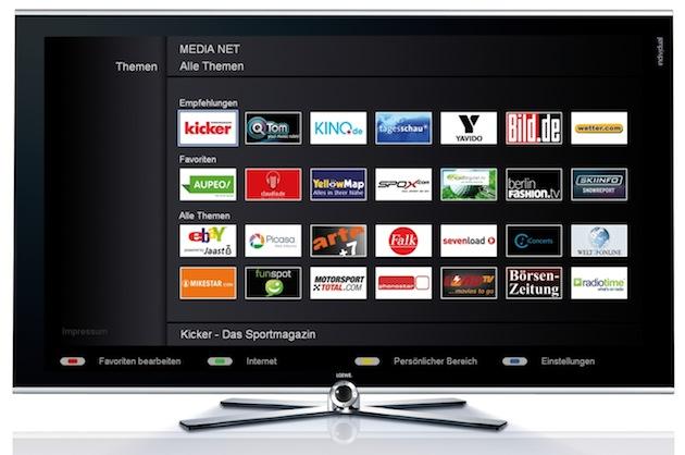 Apple rumoured to be acquiring German TV manufacturer Loewe