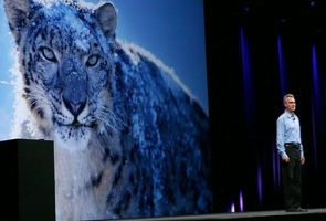 Macintosh software vet leaves
