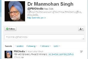 Six Twitter accounts resembling PMO's official account blocked