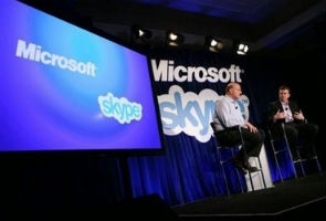 Microsoft takeover of Skype challenged