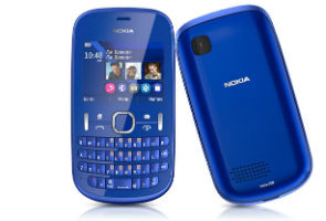 Nokia Launches the Asha 200 and Asha 300 in India