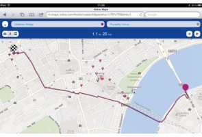 Nokia Releases Voice Navigation For Ios Android Via Web Maps