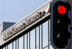 Nokia Siemens eyes Huawei's No. 2 market position for 2013