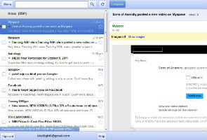 Review: Offline Gmail app good for casual use