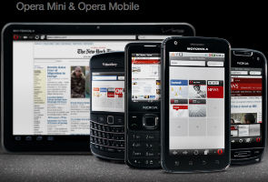 Opera launches Opera Mini 6 and Opera Mobile 11