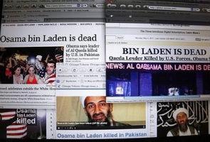 Qaeda forum accepts bin Laden's death