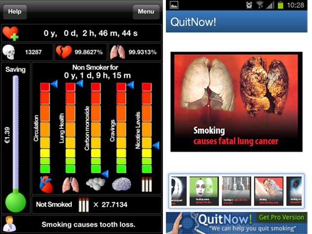 Five apps to help you quit smoking on World Anti-Tobacco Day