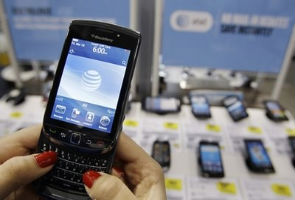RIM's head of global sales leaving BlackBerry maker