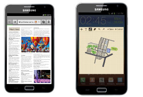 Samsung India sells 40,000 Galaxy Note units a month