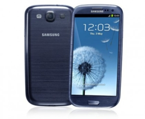 Samsung Galaxy S III Pebble Blue model coming to India next weekGalaxy Grand Pebble Blue