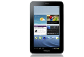 Samsung announces the Galaxy Tab 2 (7.0) with ICS