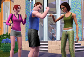 EA to bring 'Sims' game to Facebook