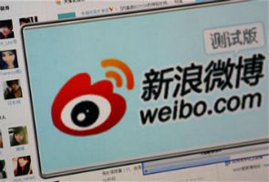 US social media account in China disappears
