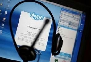 Skype in login trouble again