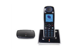 Skype phone and adapter for home calling