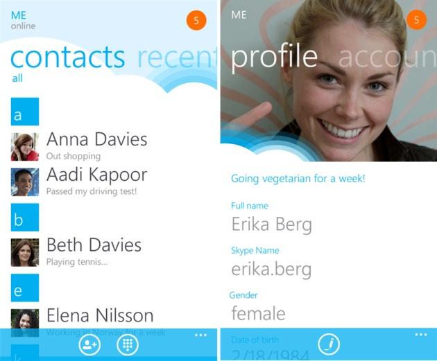 Skype for Windows Phone v1 0 goes live, sheds beta tag