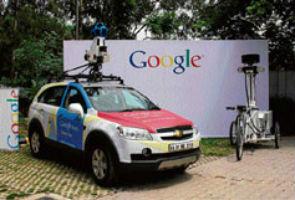 Hackers say nothing wrong with Google grabbing Street View data