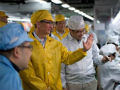 Apple urged to improve working conditions in China