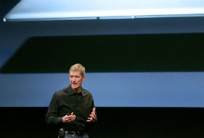 Apple CEO Tim Cook emerges from Steve Jobs' shadow